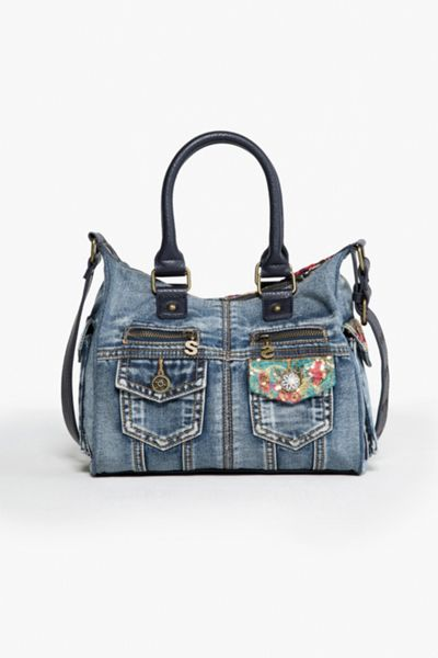 Desigual London Mini Ethnic Bag