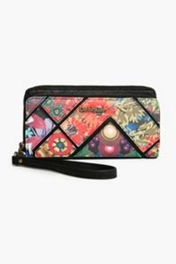 Desigual Two Levels Indiana Purse