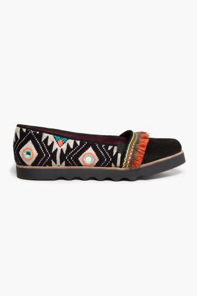 Desigual Indian House Shoes