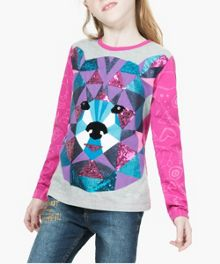 Desigual Girl Kansas T-Shirt