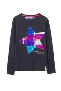 Desigual Girls Luisiana T-Shirt