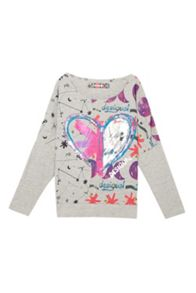 Desigual Girls Raleigh T-Shirt