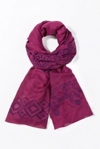 Desigual Rectangle Foulard