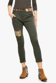 Desigual Exotic Trousers