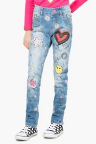 Desigual Girls Abad Jeans