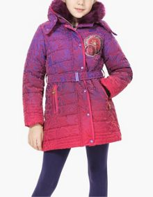 Desigual Girls Opuntia Coat