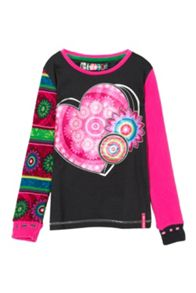 Desigual Girl Minnesota T-Shirt