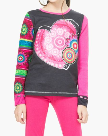 Desigual Girls Minnesota T-Shirt