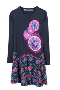 Desigual Girls Annapolis Dress