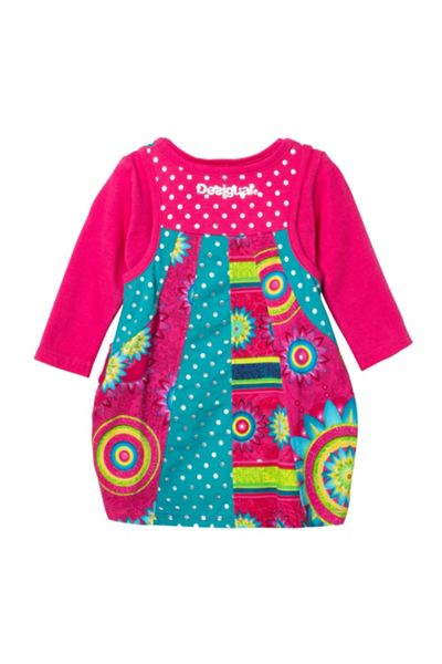 Desigual Baby Girl Maricarmen Dress