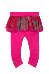 Desigual Baby Girl Roser Leggings
