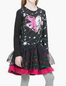 Desigual Girl Lansing Dress