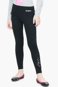 Desigual Girl Basic Leggings