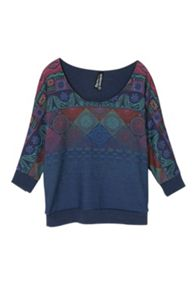 Desigual Oversize Magic T-Shirt
