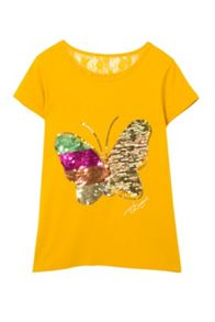 Desigual Girl Broome Rep T-Shirt