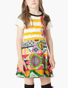 Desigual Girls Maputo Dress