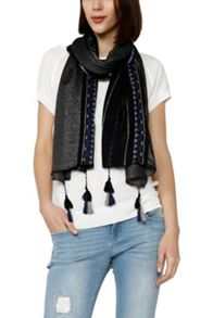 Desigual Scarves  Slim Rectangle Pixie