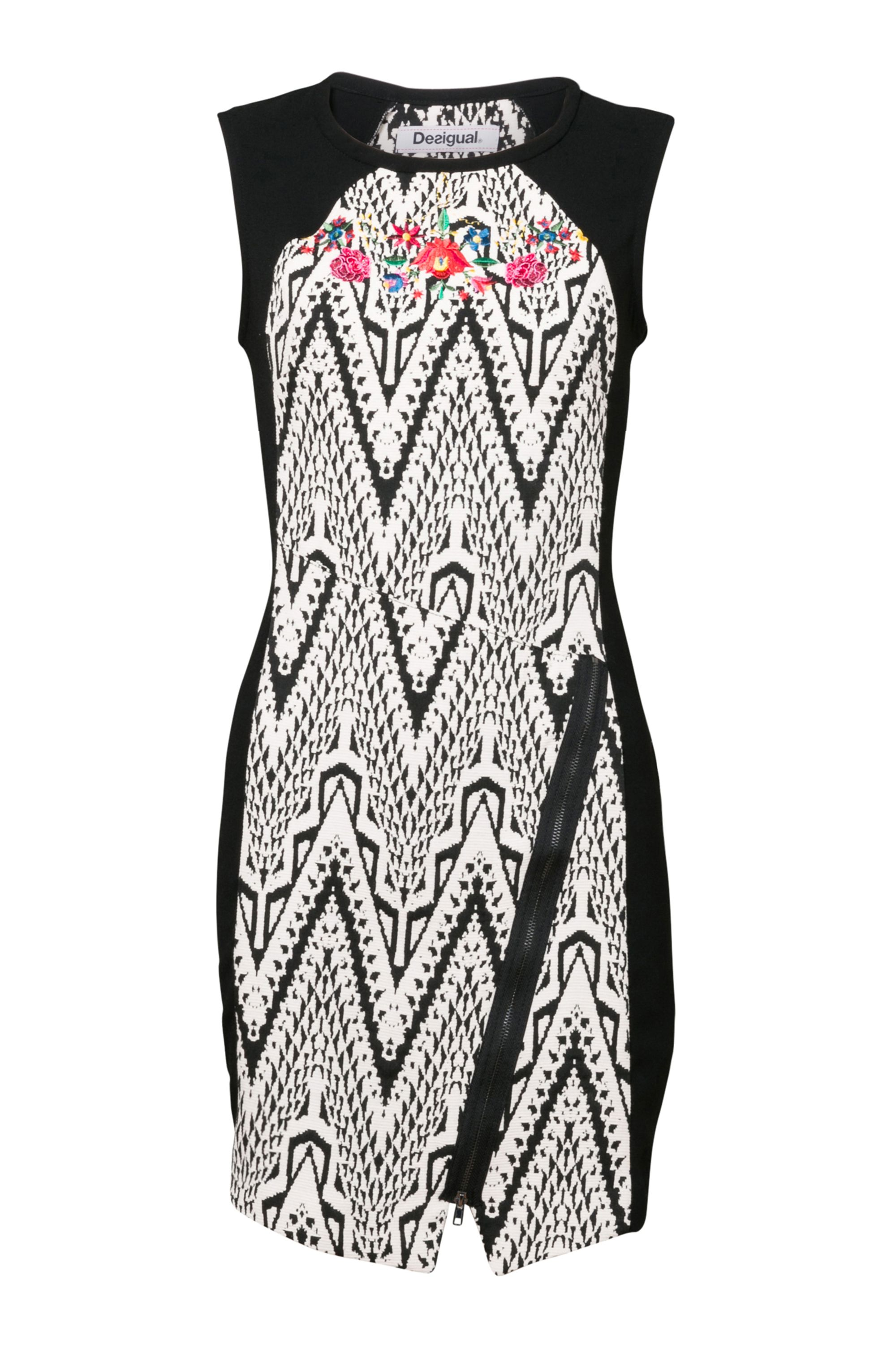 Desigual Dress Oregon, Black