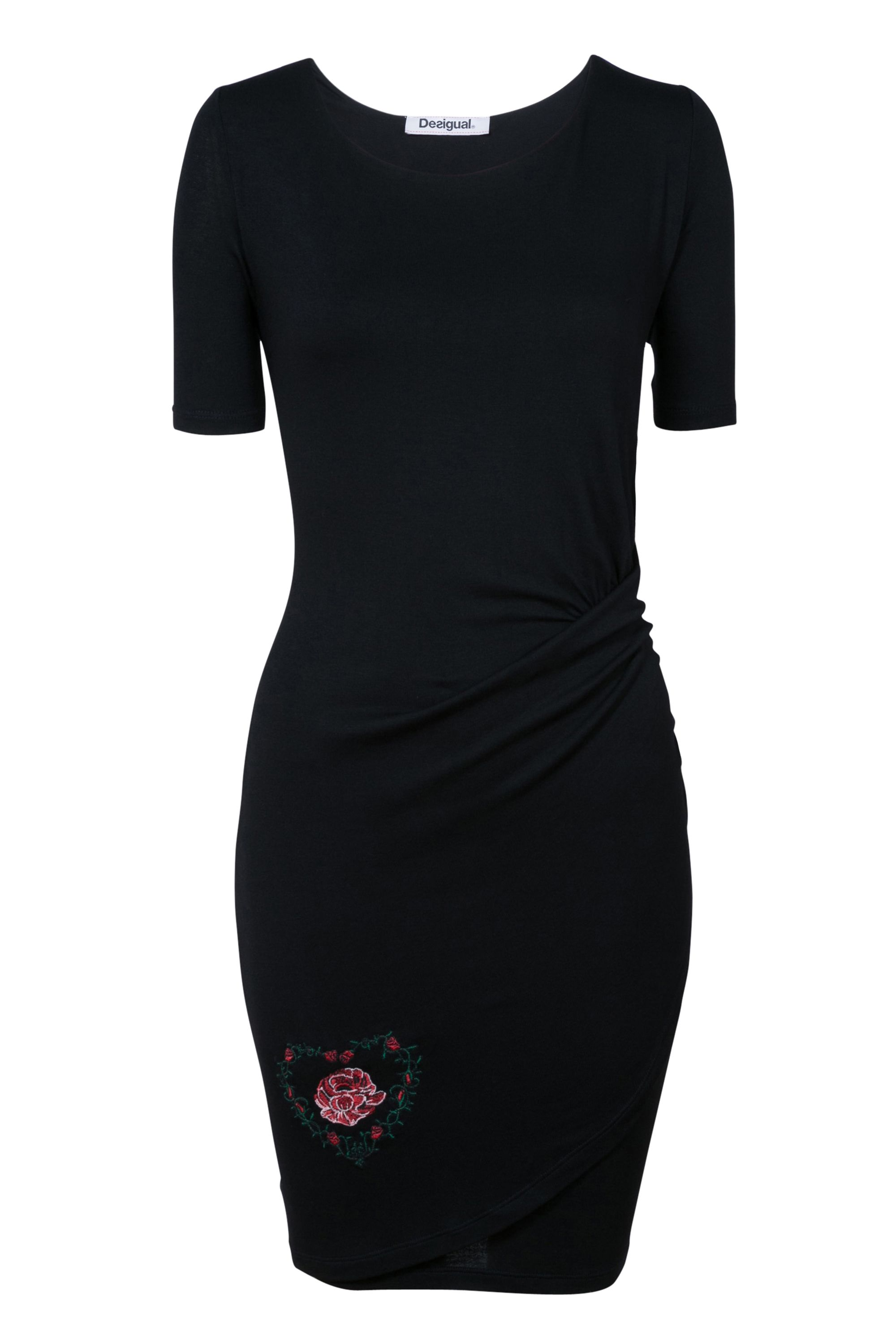Desigual Dress Madrid, Black