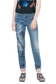 Desigual Denim Jeans Dream