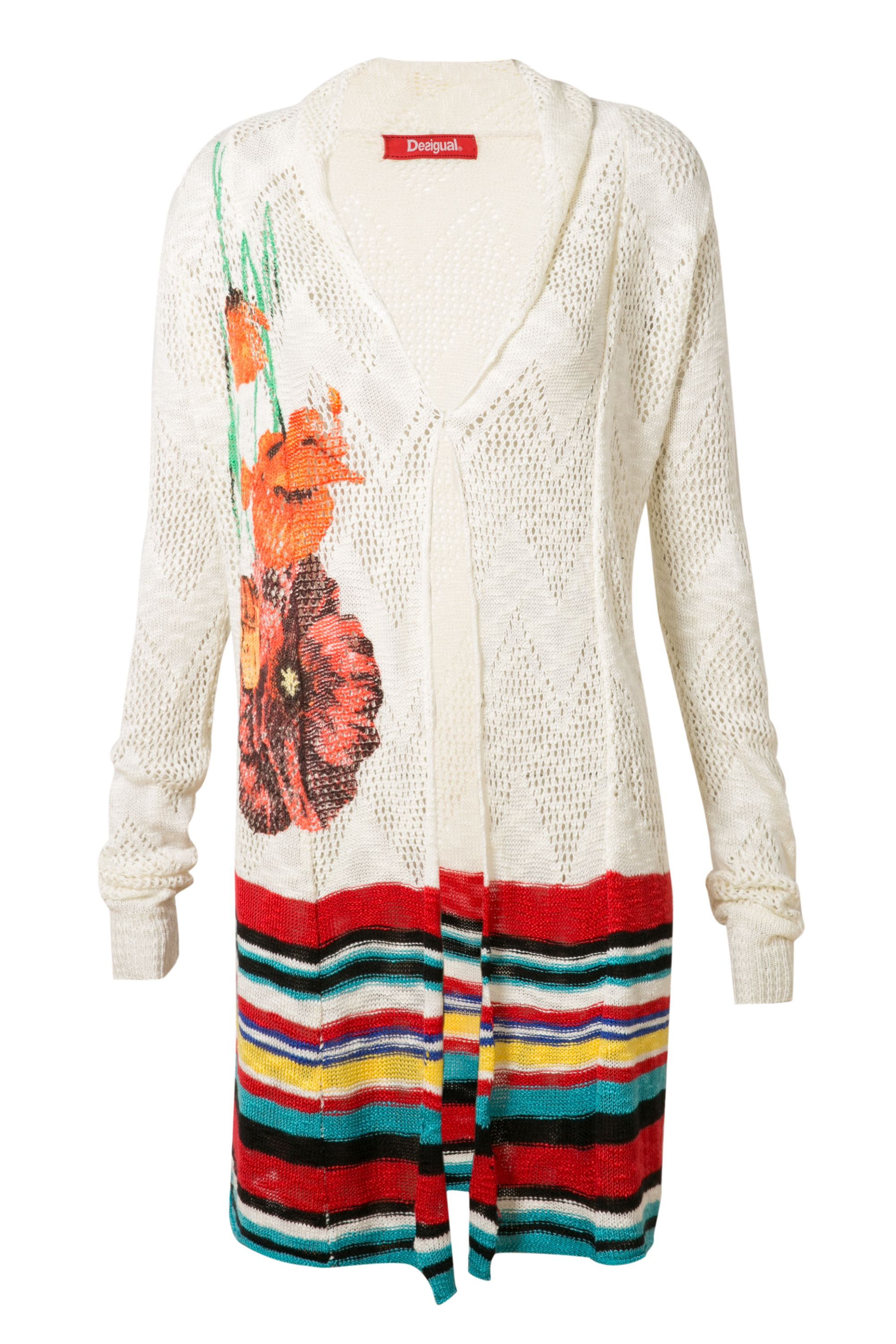 Desigual Sweater Margarita, Brown