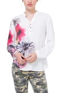 Desigual Blouse Butterfly