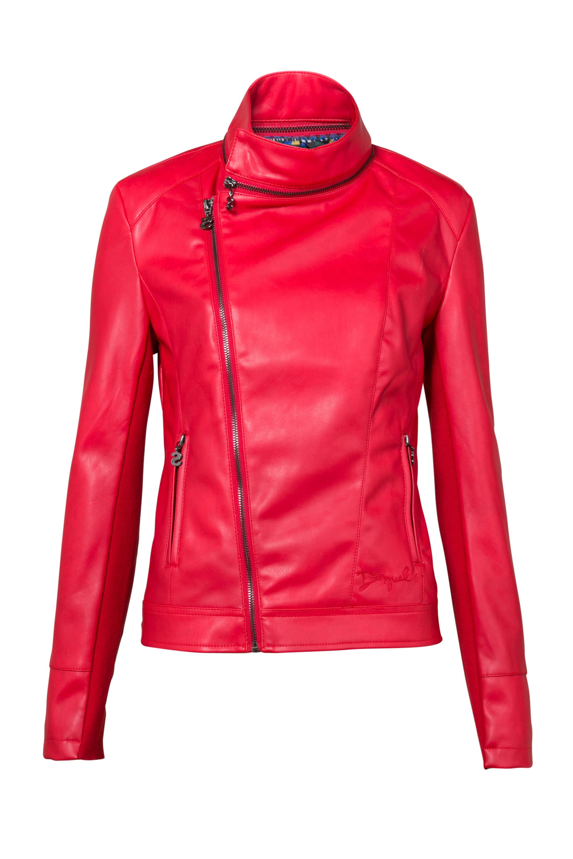 Desigual Jacket Leman, Red