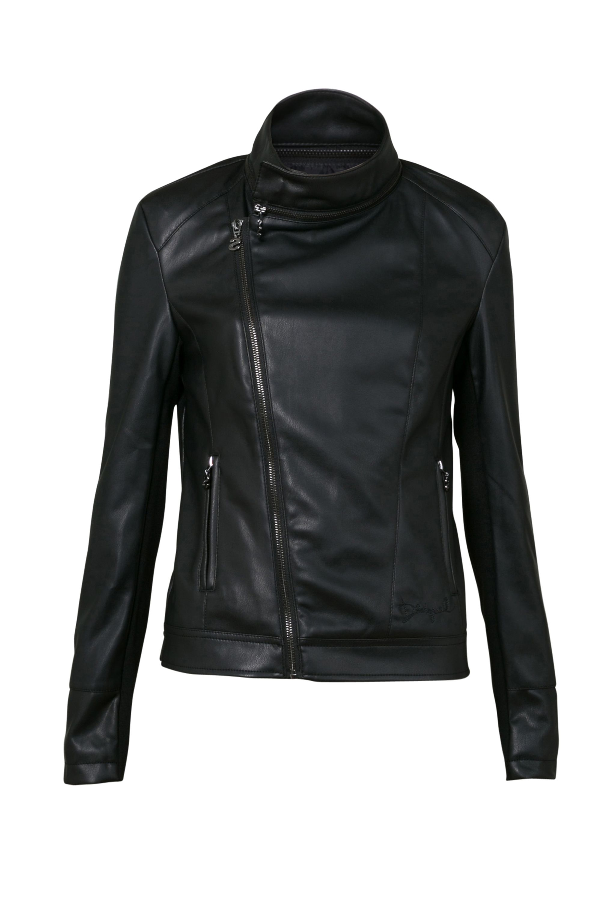 Desigual Jacket Leman, Black