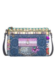 Desigual Bag Toulouse Exotic Jean