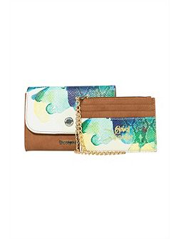 Wallet Two in One Aquarelle
