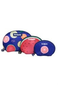 Desigual Pouch Trio Fruits
