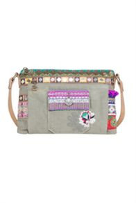 Desigual Bag Toulouse Military Deluxe