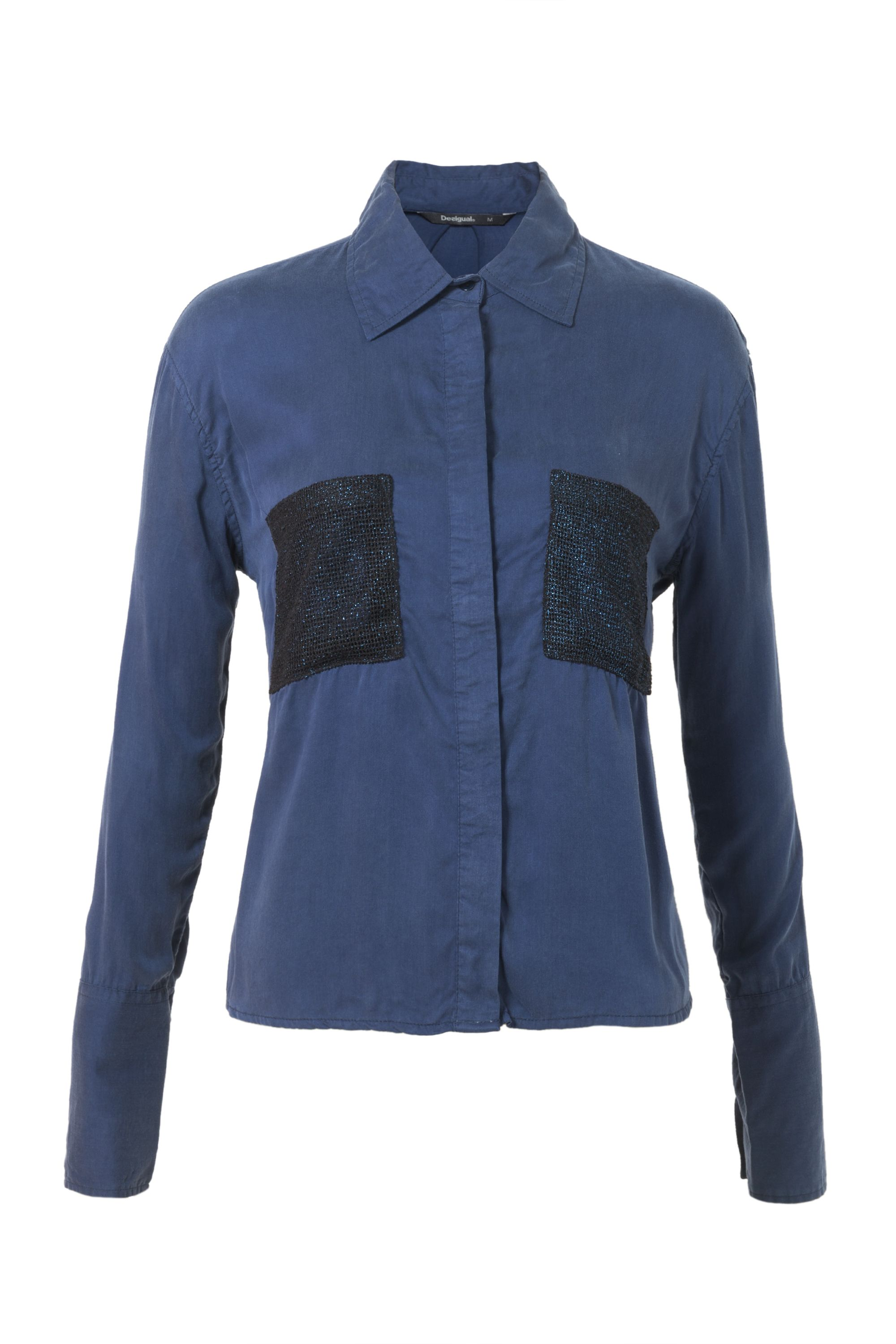 Desigual Gilbert Shirt, Blue