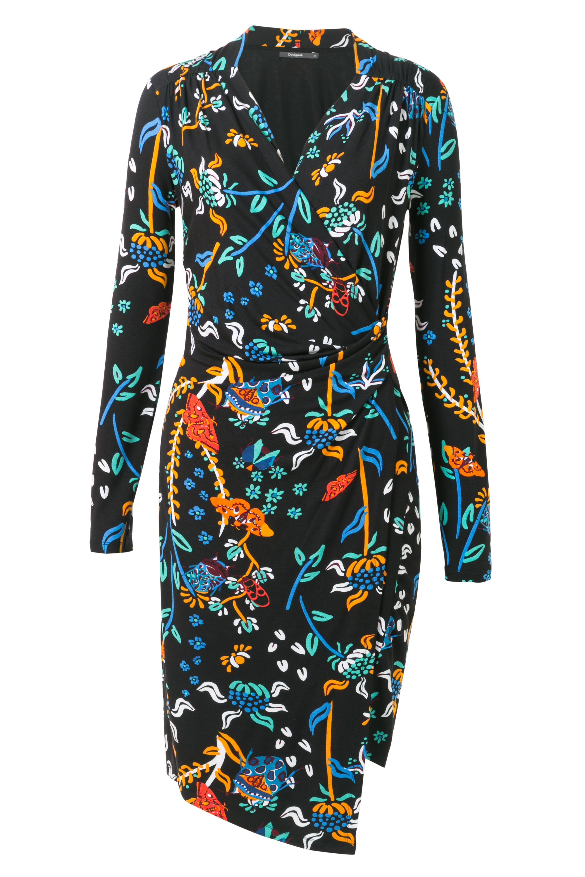 Desigual Dress Bridie, Black