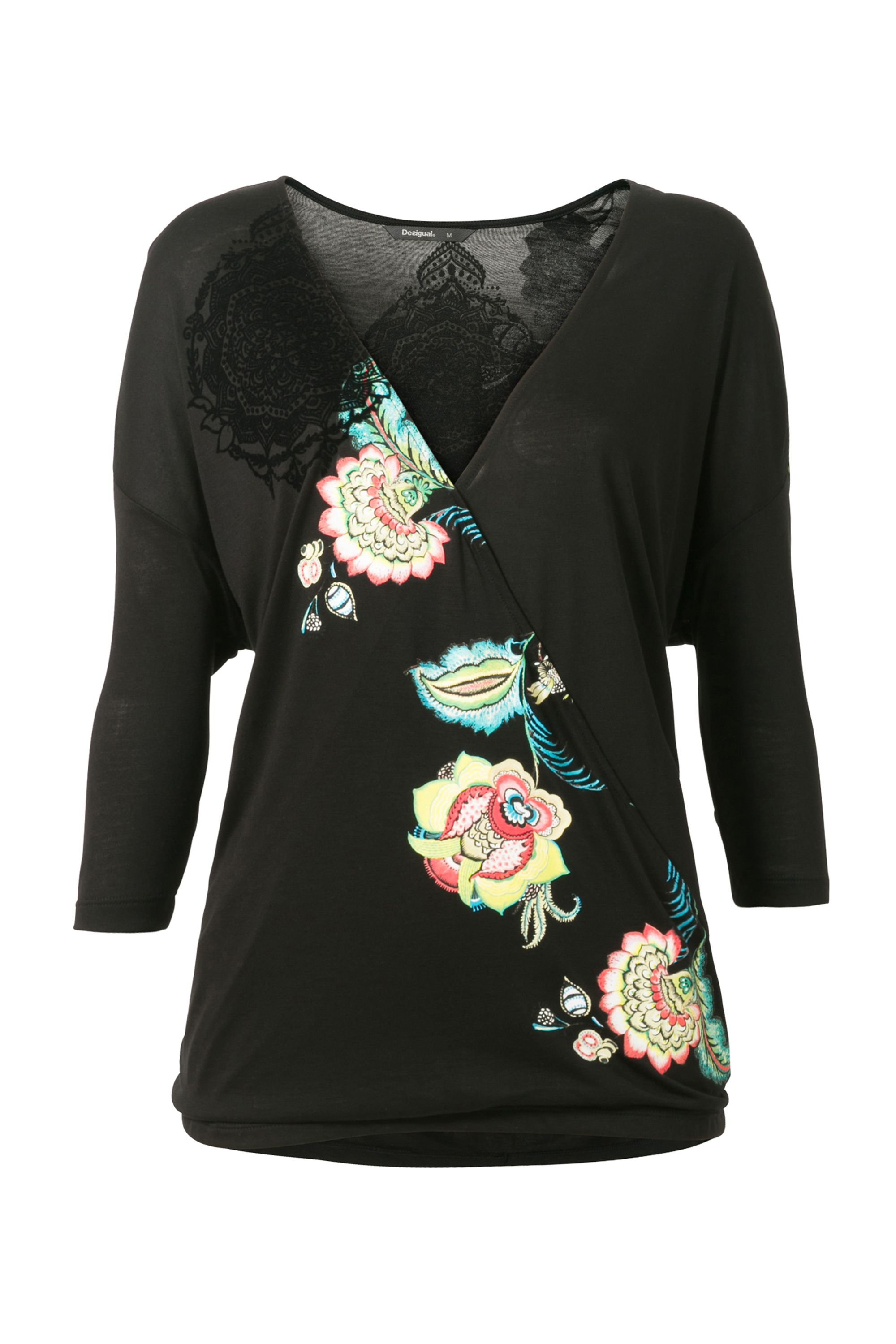 Desigual T-Shirt Alicia, Black