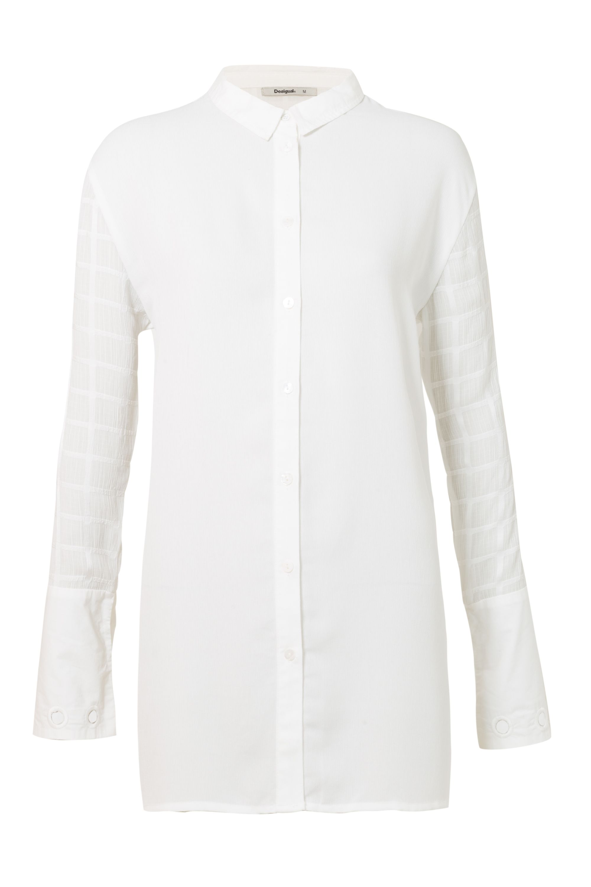 Desigual You Are Shirt, White