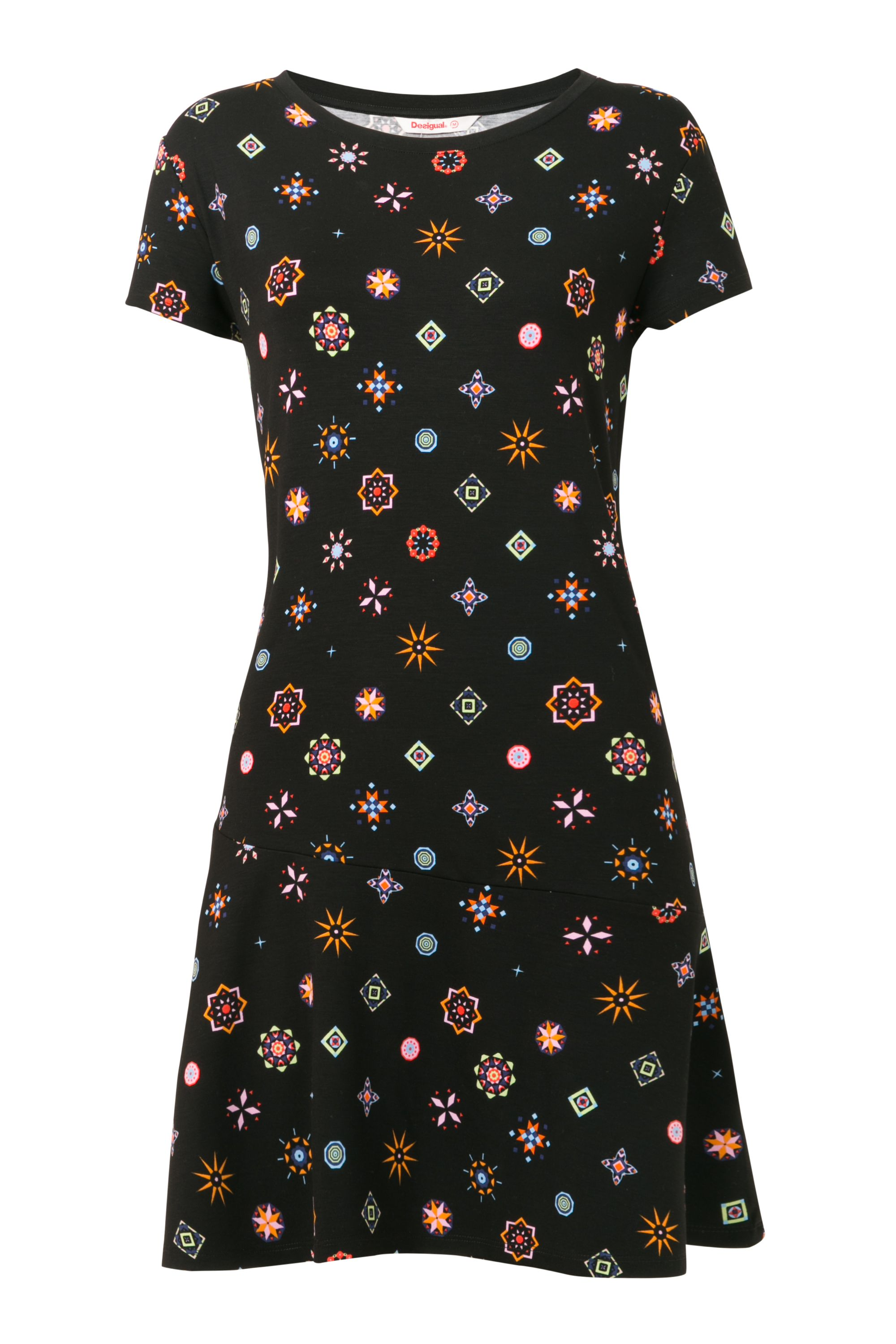 Desigual Dress Eston, Black