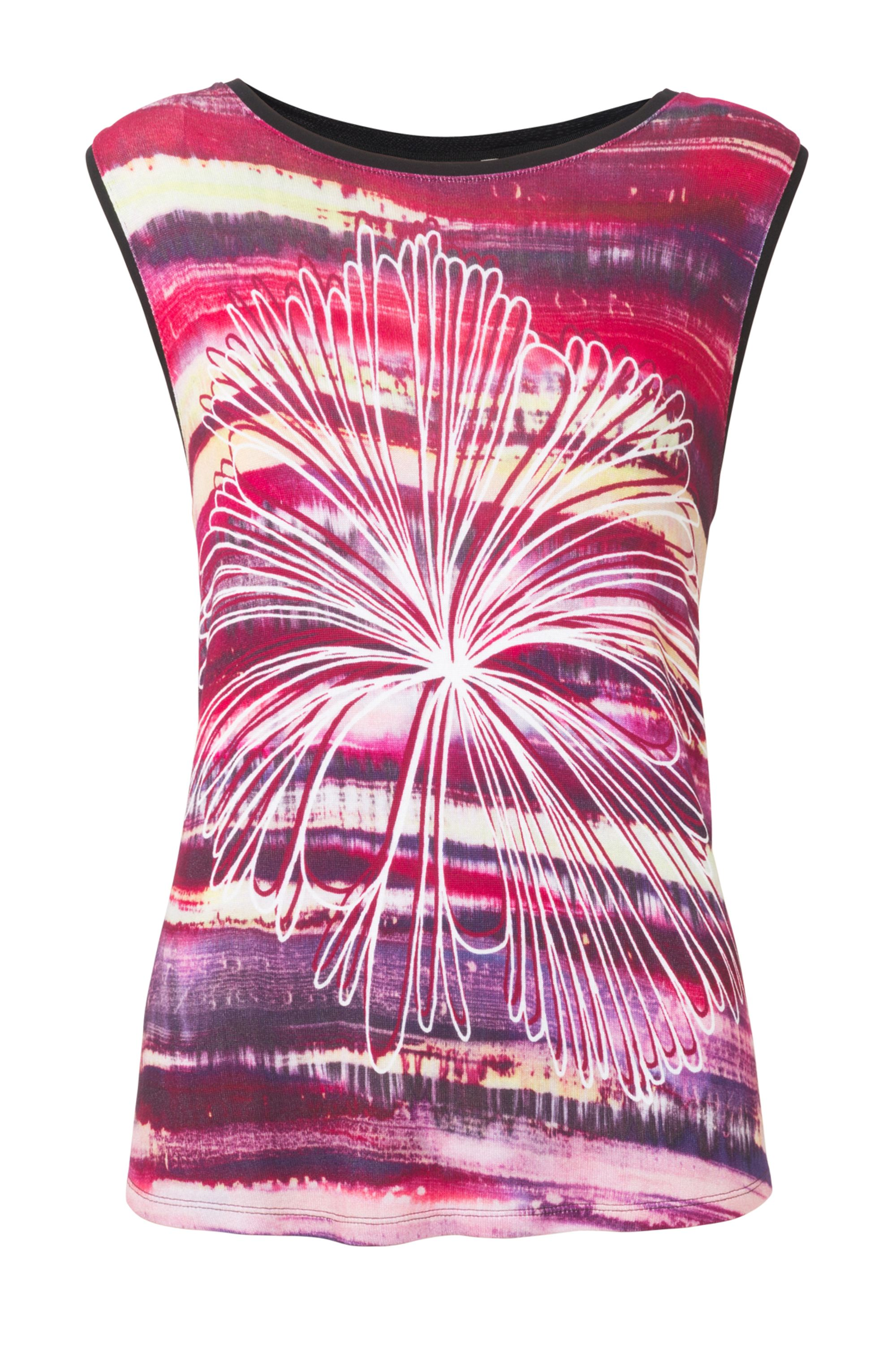 Desigual Carol T-shirt, Purple