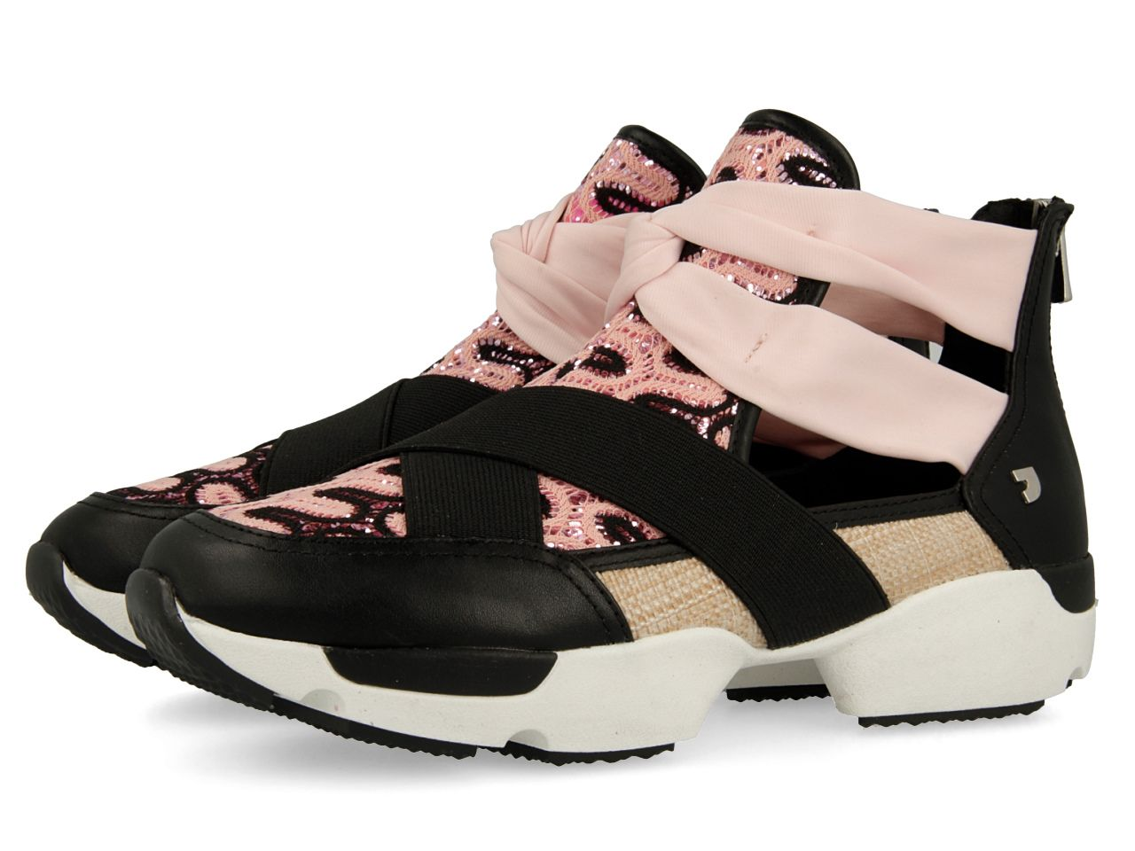 Gioseppo Gioseppo Pink Walking Shoes, Pink