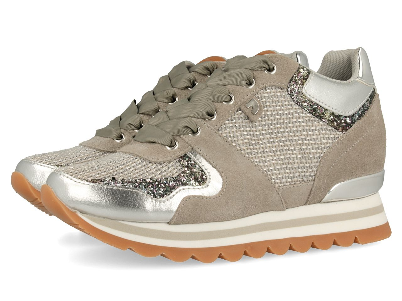 Gioseppo Gioseppo Grey Walking Shoes, Grey