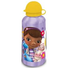 Doc McStuffins 500ml aluminium drink bottle