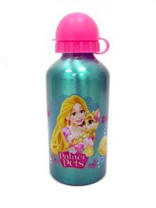 Disney Princesses Kids 500Ml Aluminium Drink Bottle