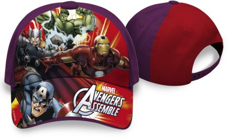The Avengers Kids Cap