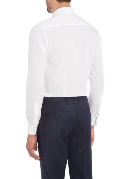 Rushmore Star slim plain non iron shirt