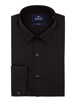 Star slim plain non iron shirt