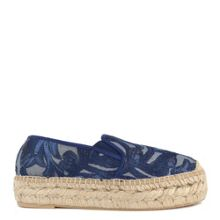 Kanna KANNA Path Lace up Espadrilles