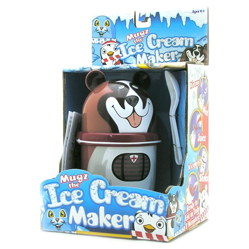 The Ice Cream Maker Dog