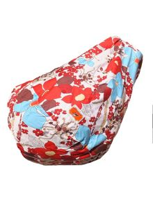 Rockin' Baby Hippy Hippy Shake  - Reversible Pouch