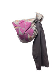Rockin' Baby Orange Blossom  - Reversible Sling