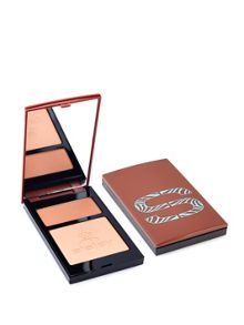 Sisley Sun Glow Pressed Powder Duo in Honey & Cinnamon